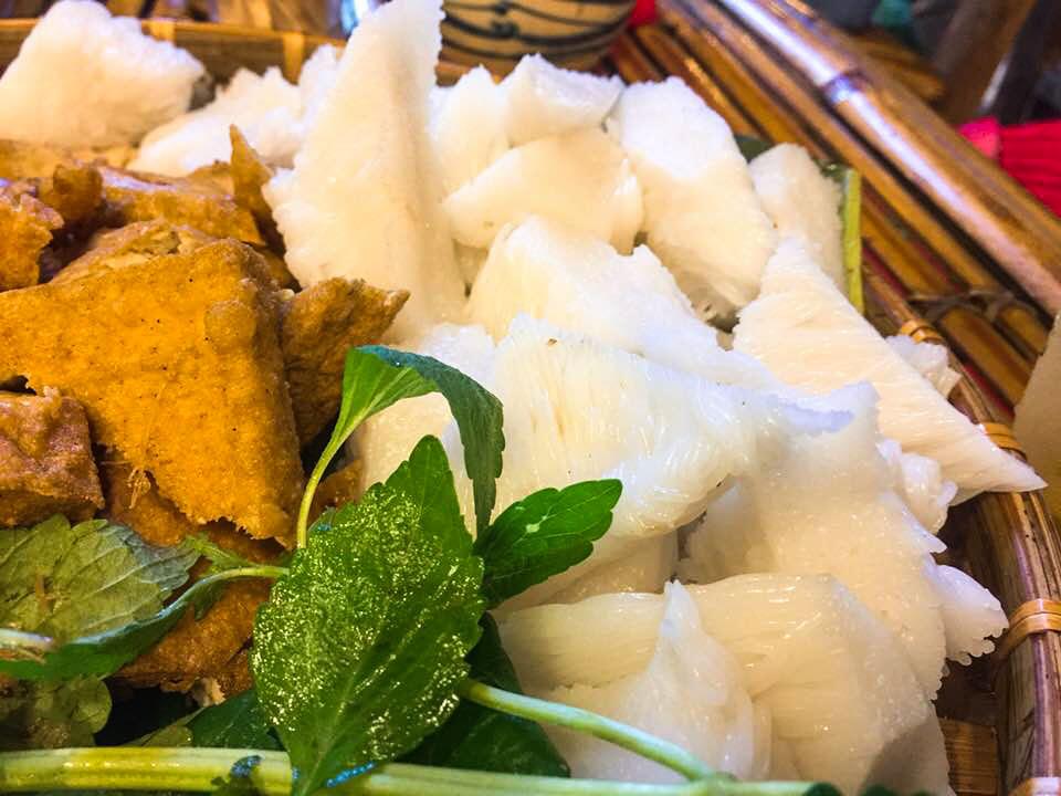 Bún đậu mắm tôm ngon tại quận 9 TPHCM