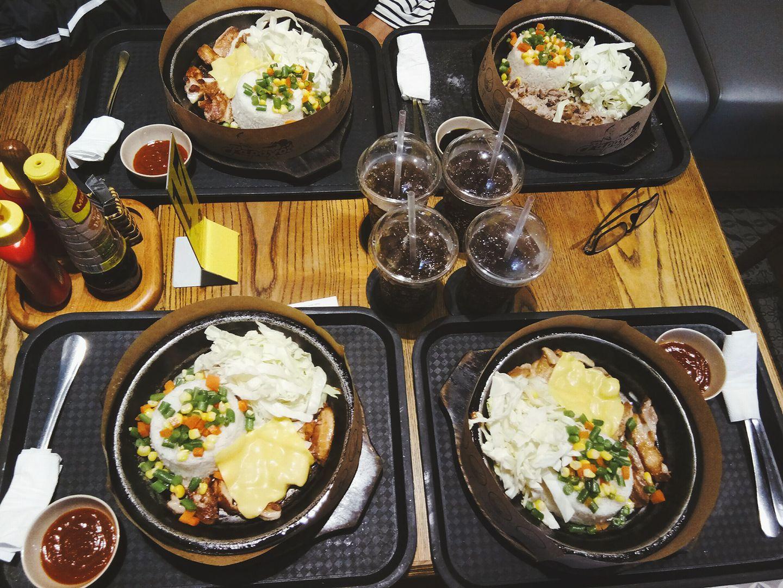 Một bữa ăn với Mama xốt