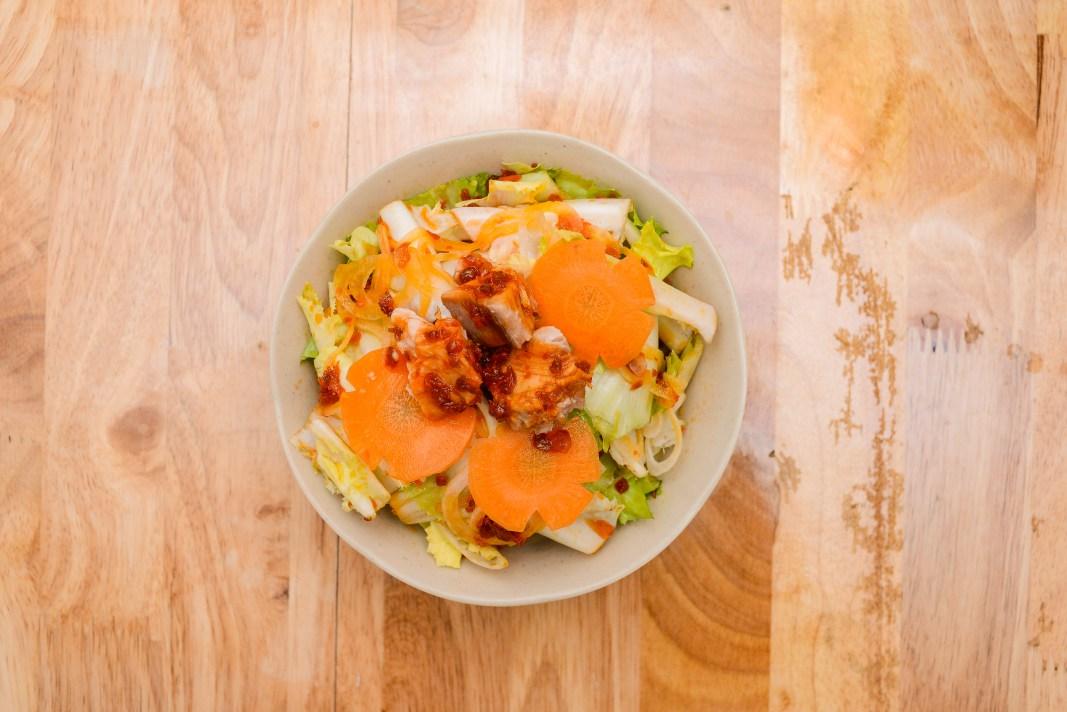 Món salat rau trộn