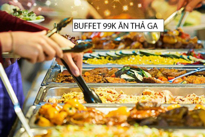 Buffet giá rẻ ngon tại Gò Vấp