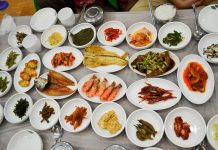 Món ăn hàn quốc ngon tại Sài Gòn