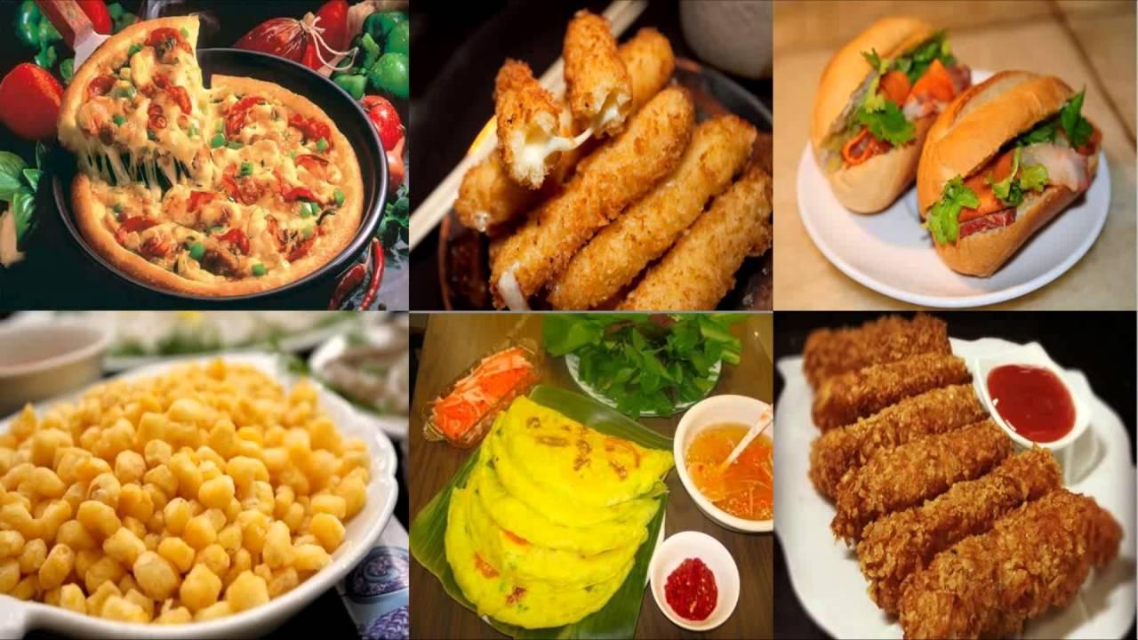 Địa điểm ưa thích của giới trẻ với nhiều món ăn ngon và giá cả hợp lý