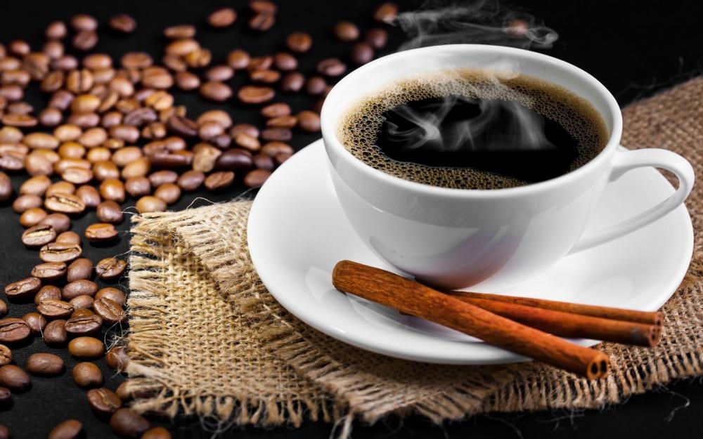 Menu đa dạng với cà phê
