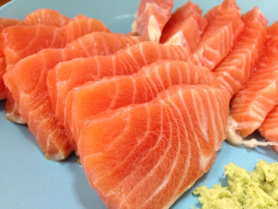 Cá tươi với vị ngọt trong từng thớ thịt
