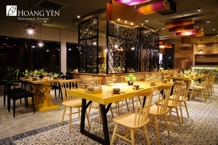 Nhà hàng sang trọng Hoàng Yến Stix