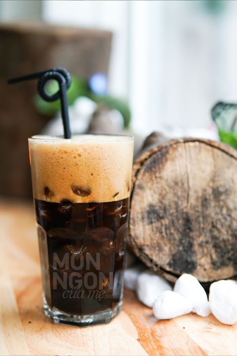 Cà phê đen thơm ngon thơm lừng vị cà phê