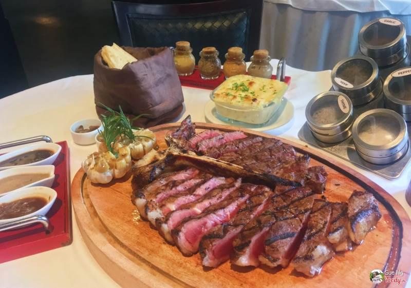 Thịt bò bít tết thượng hạng