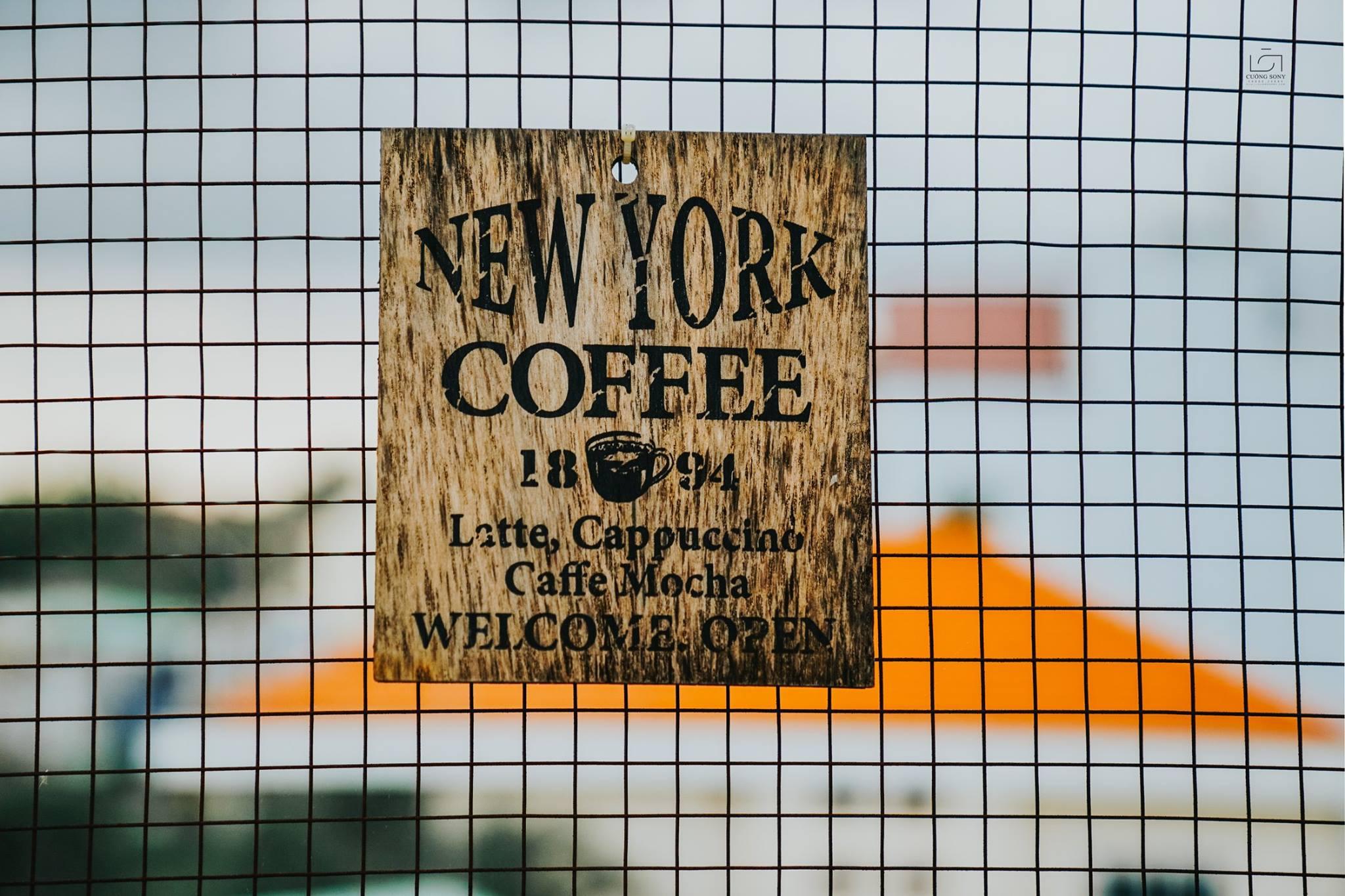 Hiếm có thể tìm được quán cà phê nào có view đẹp như vậy