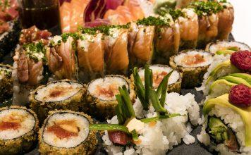 Sushi quận 3