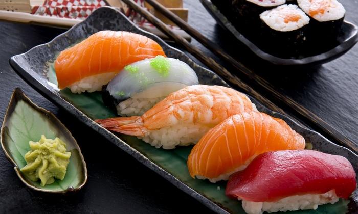 Giá trị dinh dưỡng của sushi thật không thể chối bỏ