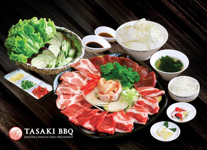 Thịt bò nướng chính là món ăn đặc trưng và nổi tiếng nhất ở nhà hàng này