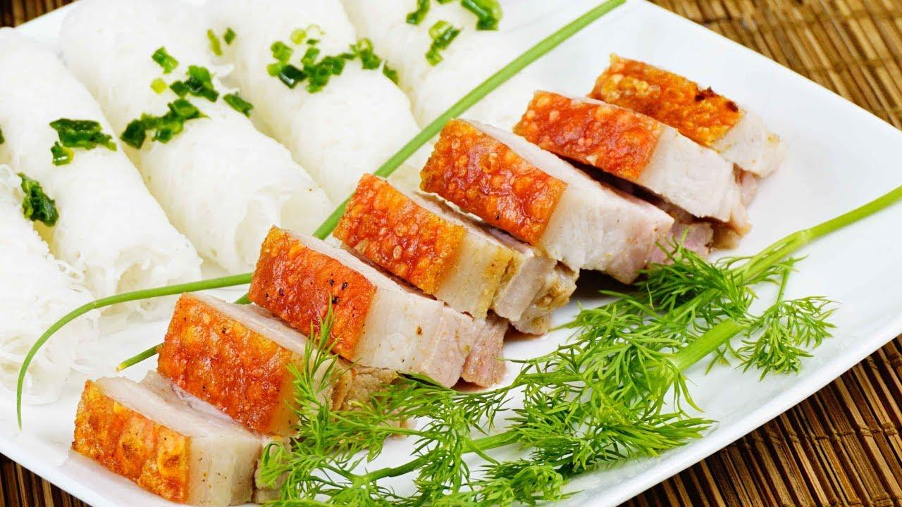 Thịt quay