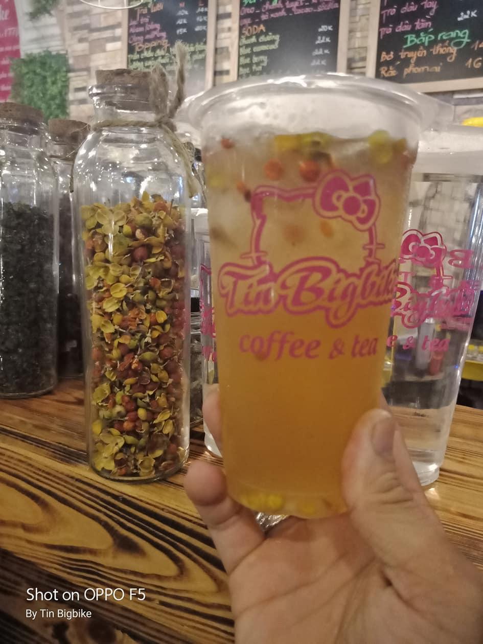Soda nhiều hương vị đẹp mắt và ngon miệng