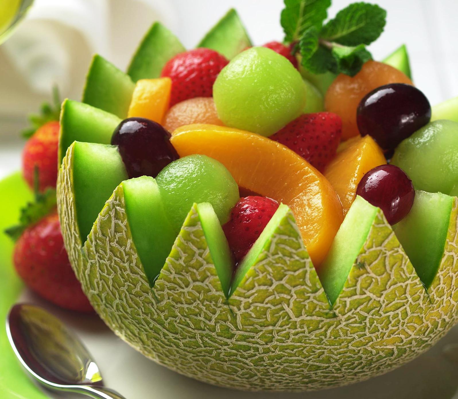 Với nhiều loại trái cây đa dạng