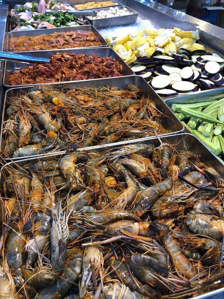 Buffet Khói