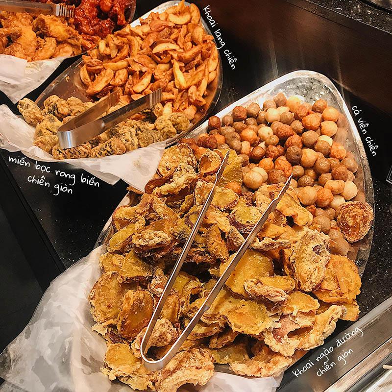 Dookki buffet