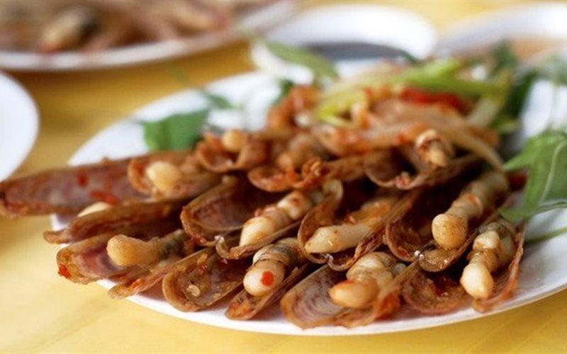Ăn thả ga tại Ốc Hùng, 88 cô giang Quận Phú Nhuận