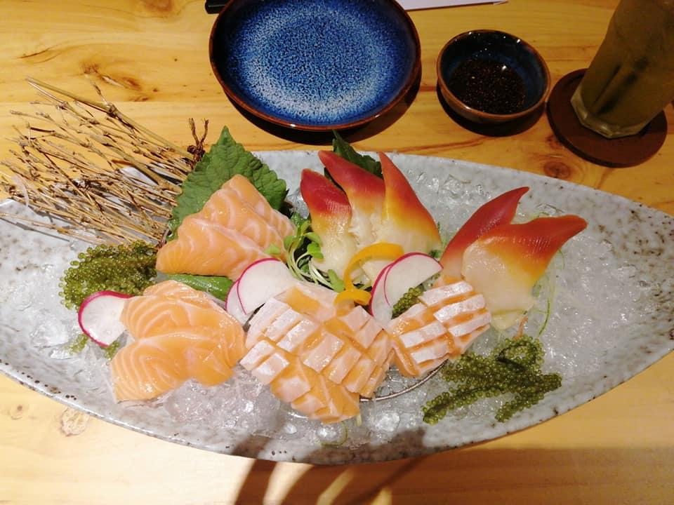 Muốn ăn SuShi đến ngay Sushi WAGAO 41 Tôn Thất Tùng phường Phạm Ngũ Lão quận 1