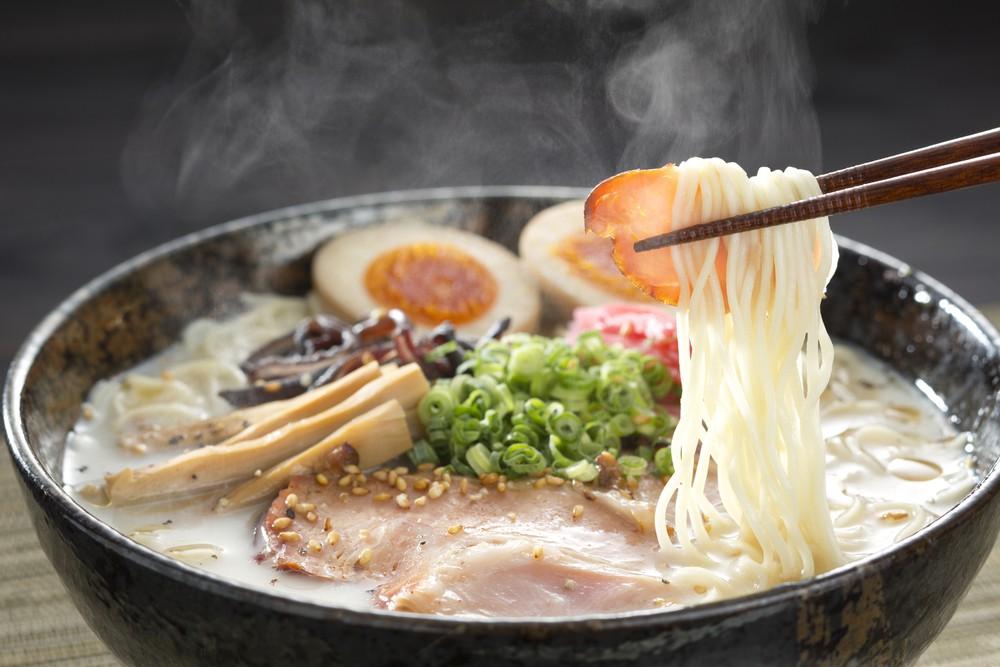 Thưởng thức mì Ramen thơm ngon tại Dailo's Kitchen Bar 17-19 Trần Hưng Đạo, Quận 1