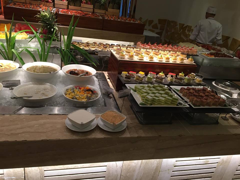 Buffet hải sản ở Liberty Central