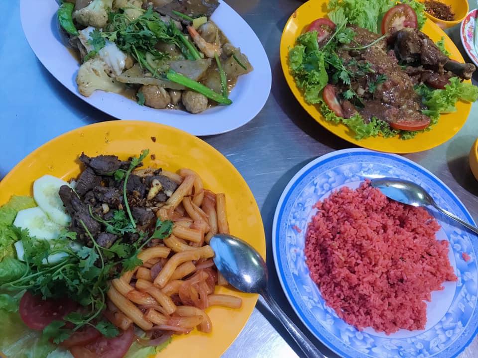 Quán ăn Trung Hoa Tài Ký