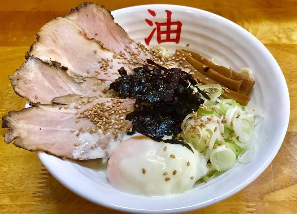 Quán mỳ khô Nhật Bản Abura Soba