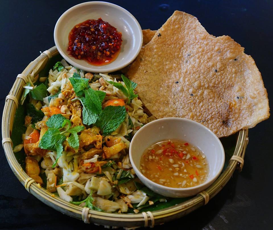 Ta Mi Quán ẩm thực miền Trung