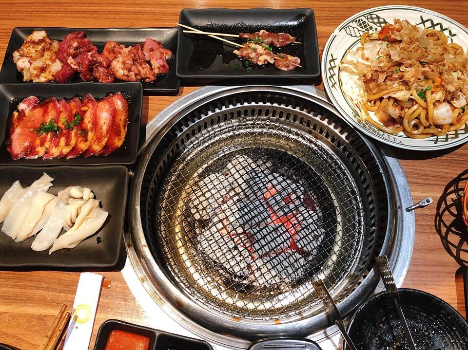 Pachi Pachi, Thịt nướng Nhật Bản