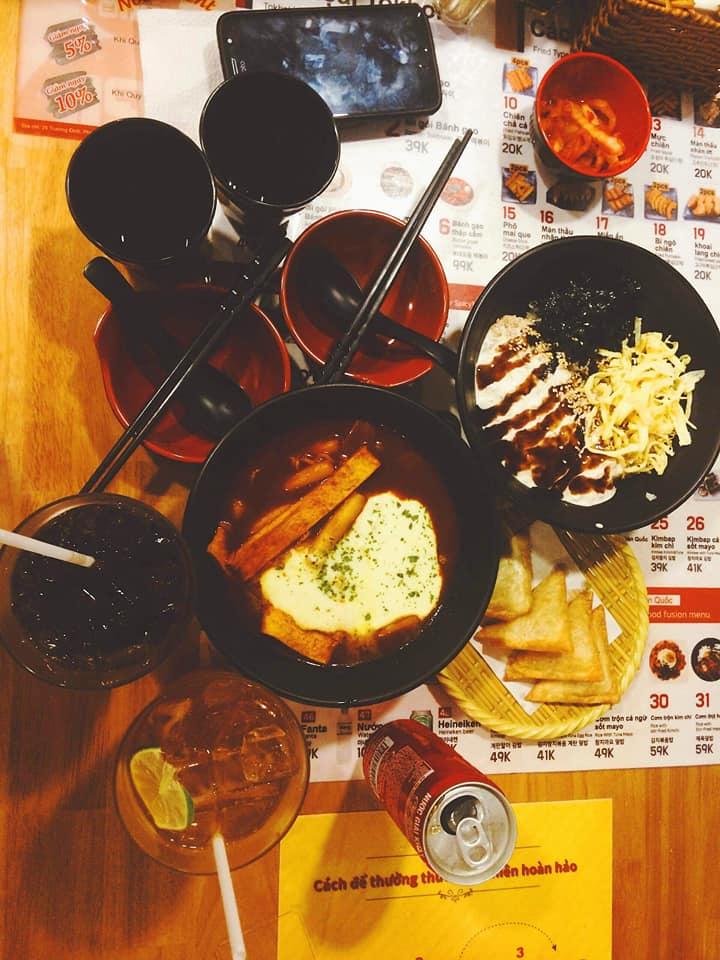 K-Bop Korean Fastfood