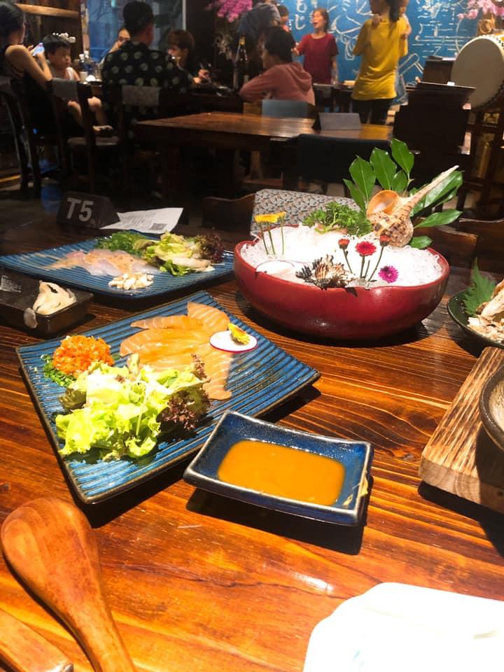 Shamoji - Quán ăn phong cách Nhật