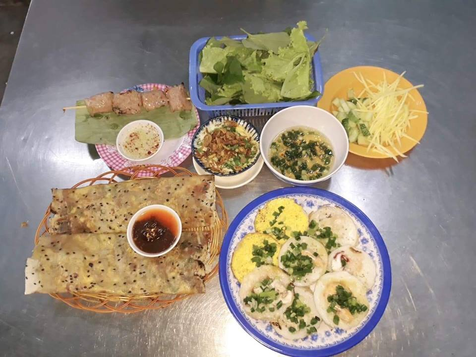 Quán ăn đặc sản Phan Rang