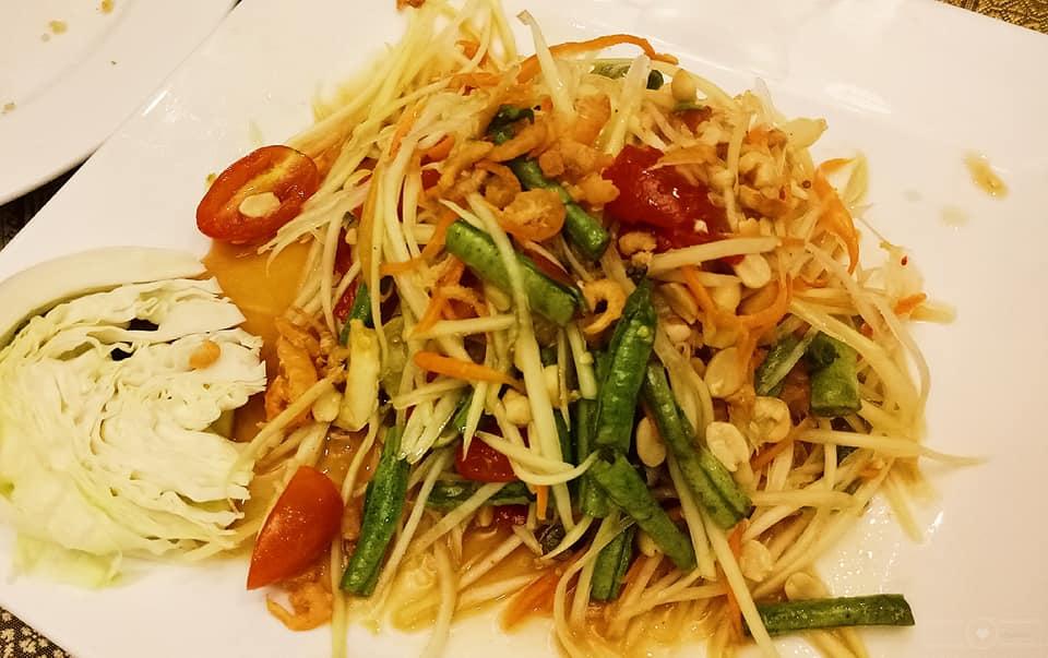 Ẩm thực Thái Lan Con Voi Vàng