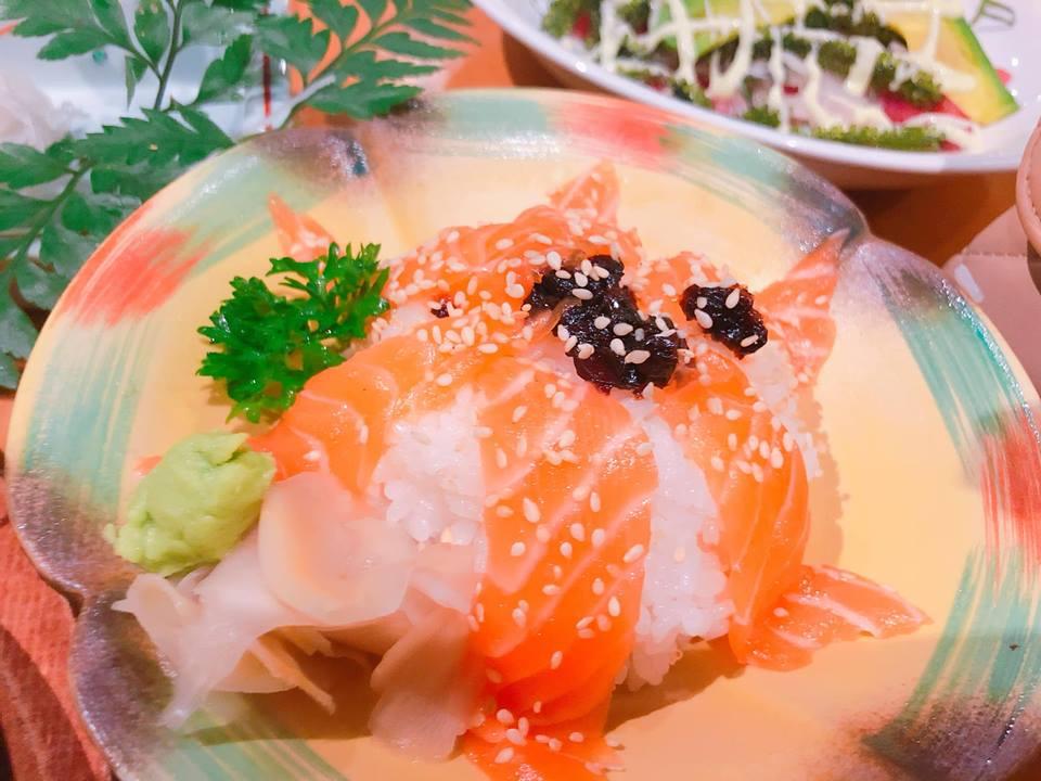 Buffet IKI sushi