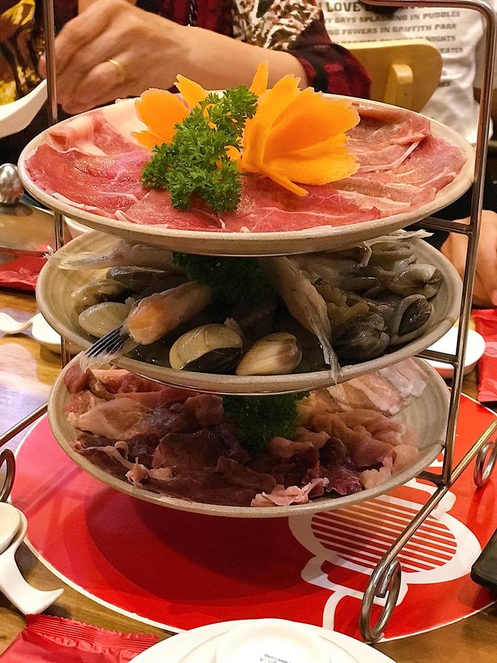 Lẩu - Buffet HongKong Town