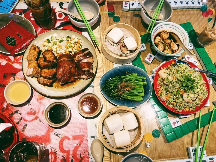 Wan Chai - Roast & Noodles