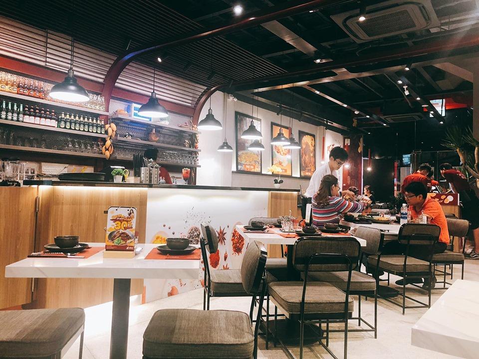Nhà hàng món Thái - Chang