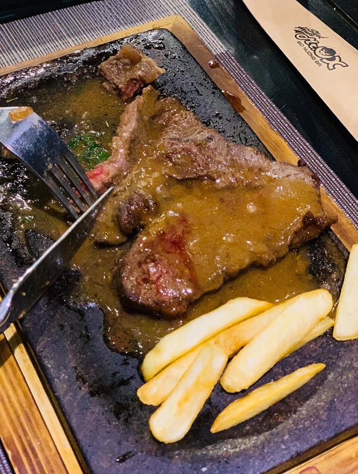 Mr Ox Steakhouse Bò Nướng Đá