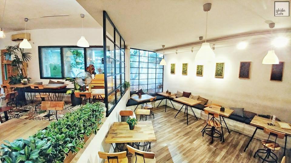 Oromia Coffee - Quán cà phê đẹp lung linh 193A/D3 Nam Kỳ Khởi Nghĩa, Quận 3