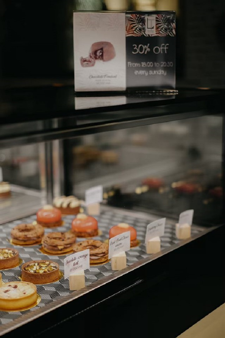 LT Pâtisserie - French Pastry Shop