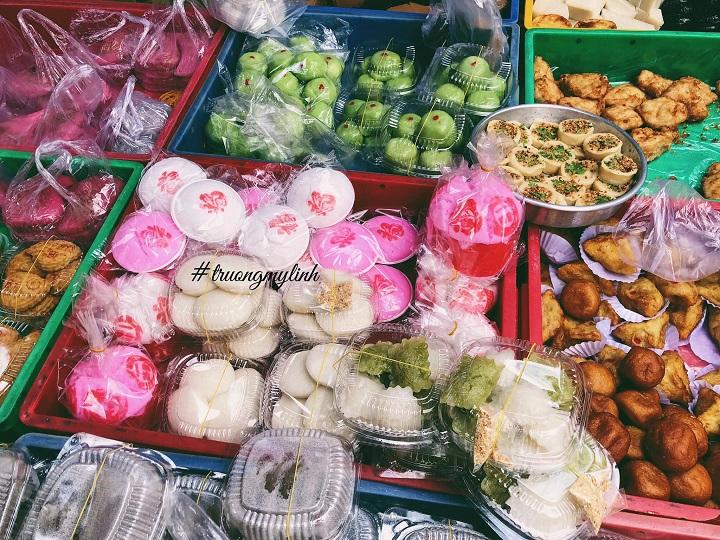 Hàng bánh Cao Điểm Quảng Đông