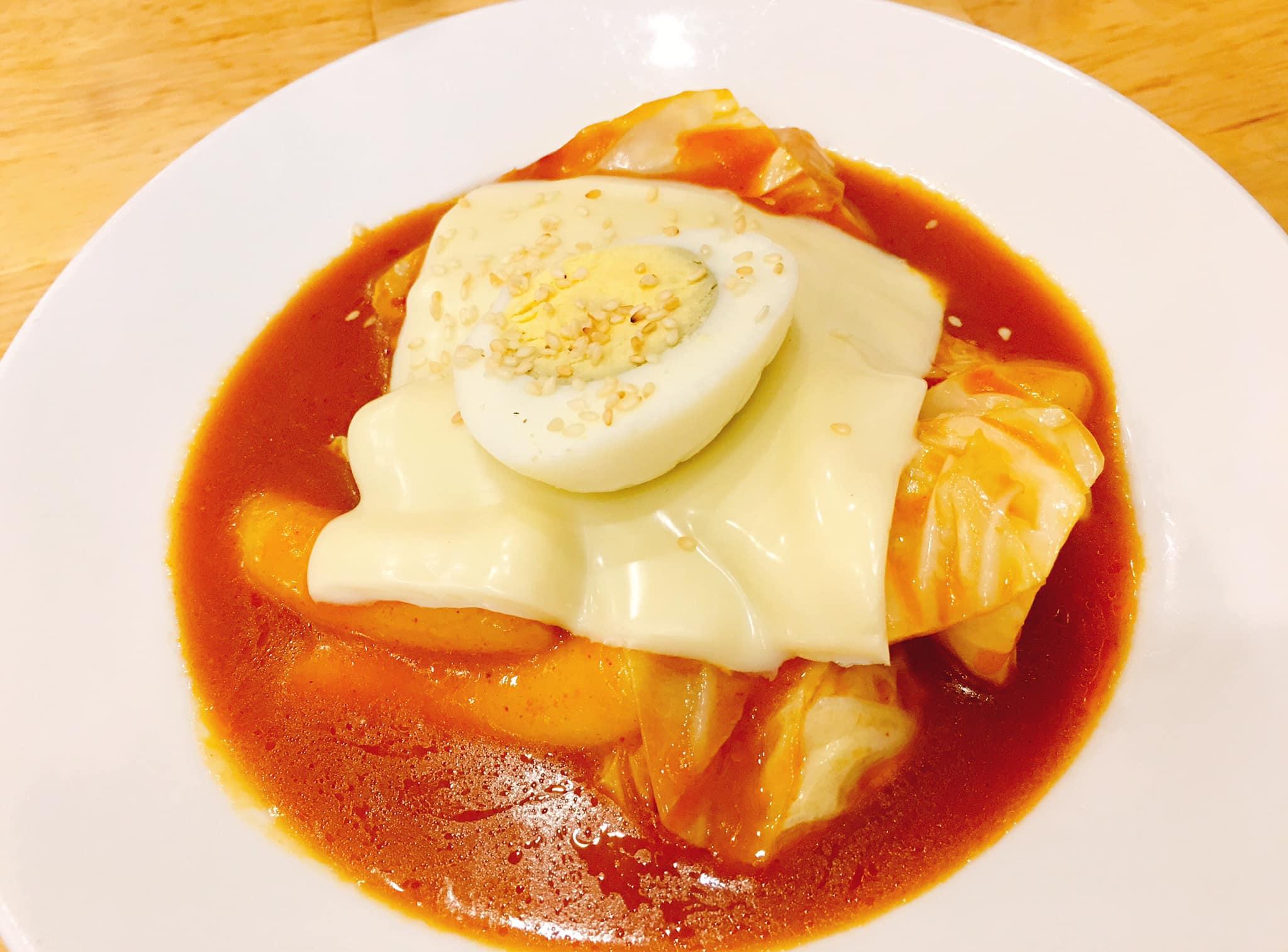 Món ăn Hàn Quốc tại Hallyu