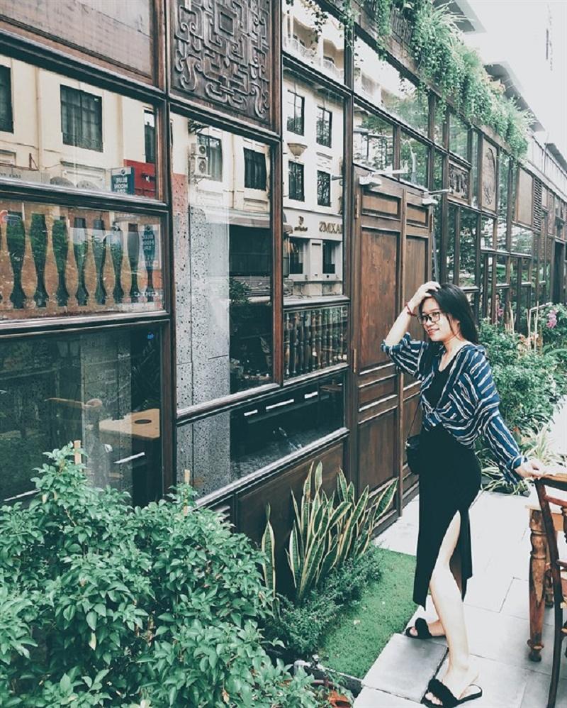 Cà phê cô Ba - Quán cà phê đẹp cổ kính
