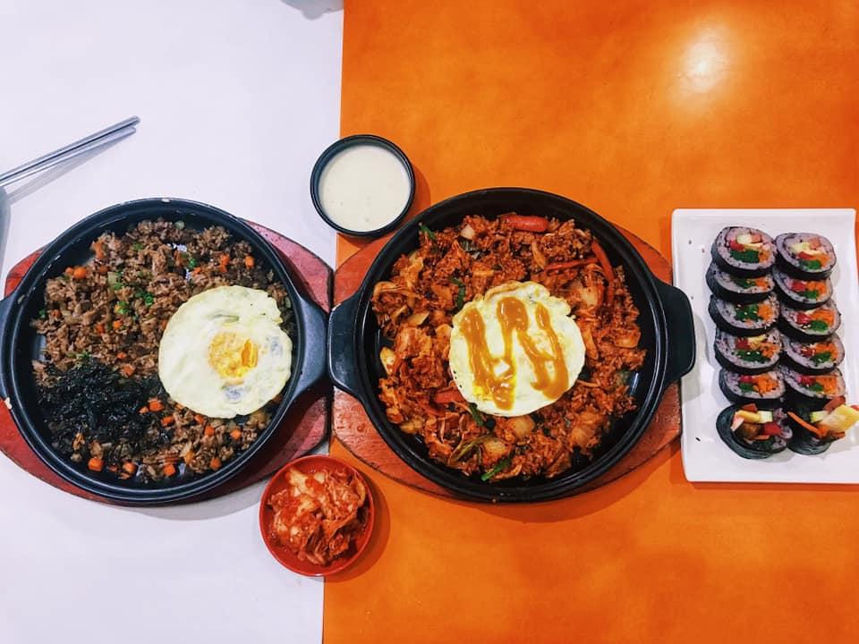 Ẩm thực Hàn Quốc Hanur