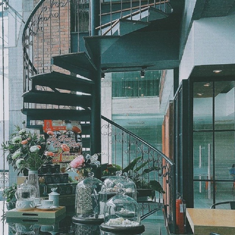 Én Tea House - Quán cà phê đẹp như cổ tích