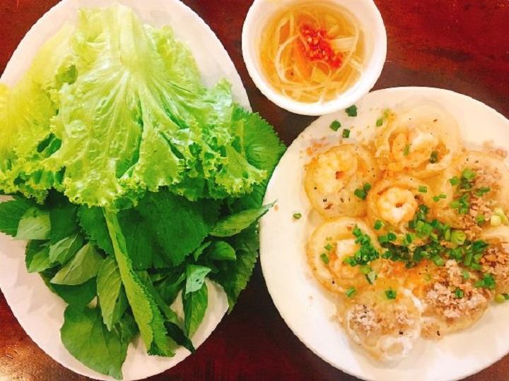 Bánh khọt Cô Hoàng Vũng Tàu
