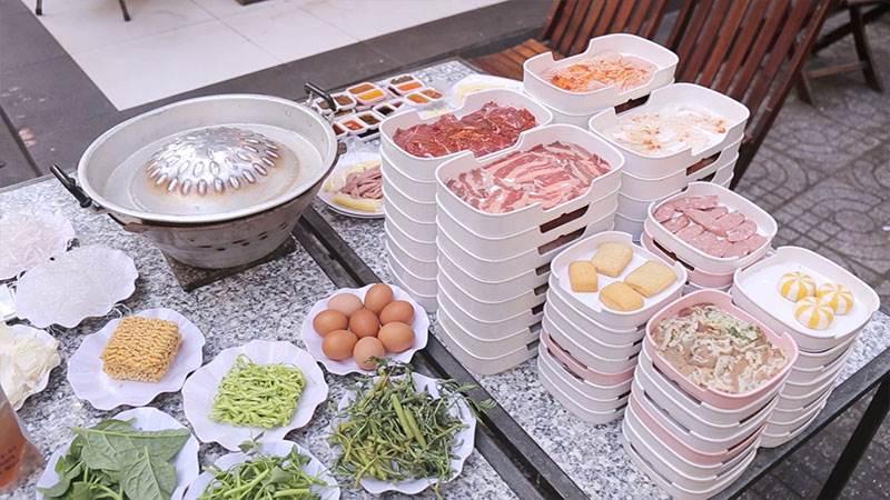 Lẩu nướng Thái Lan Poipet 7