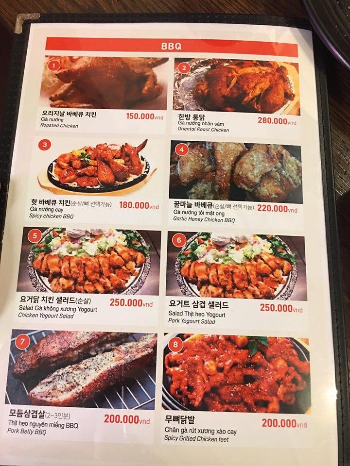 Hong's BBQ
