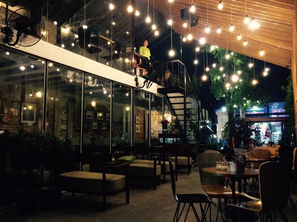MiA Garden Coffee - quán cà phê đẹp lạ lùng tại 192 Nguyễn Duy Trinh, Quận 2