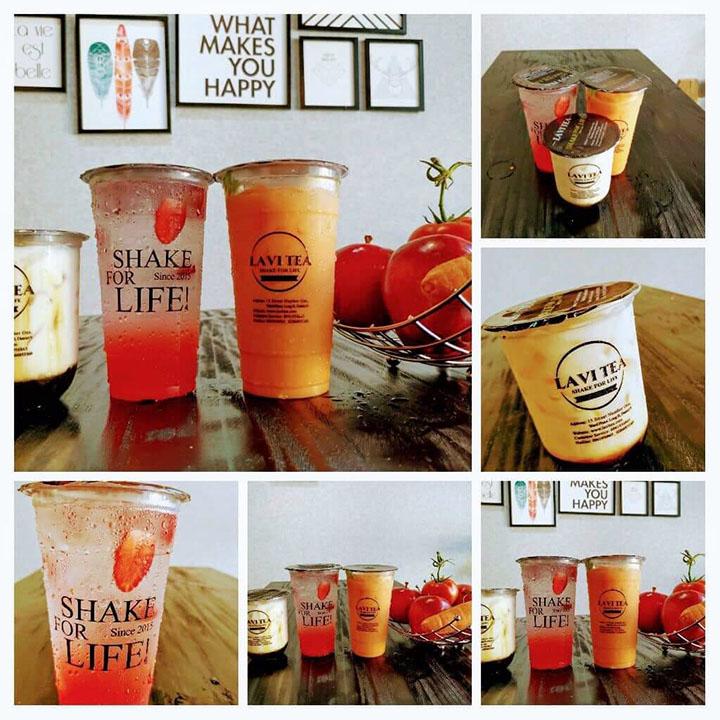 Lavi coffee địa điểm chụp ảnh đẹp tại quận 9