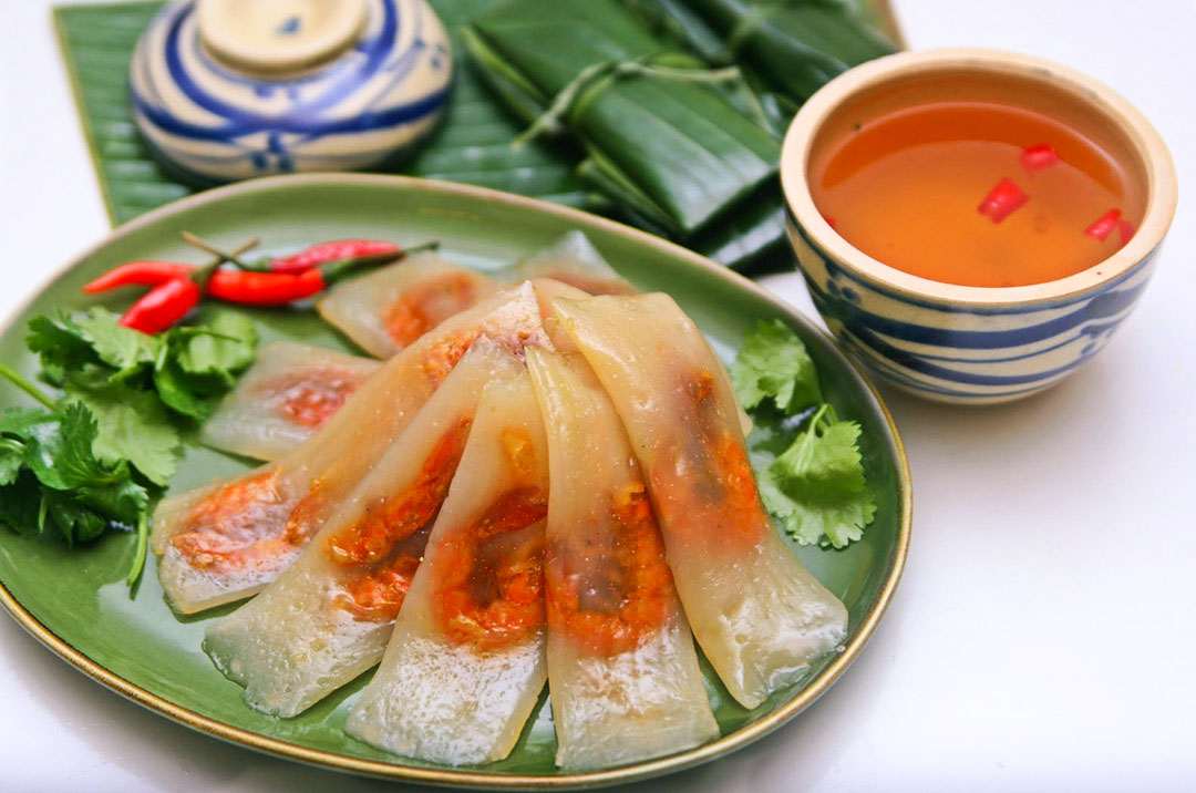 Bánh bột lọc Huế O Thuận | Bánh bột lọc ngon bổ rẻ ship tận nhà nổi tiếng quận 12 Sài Gòn